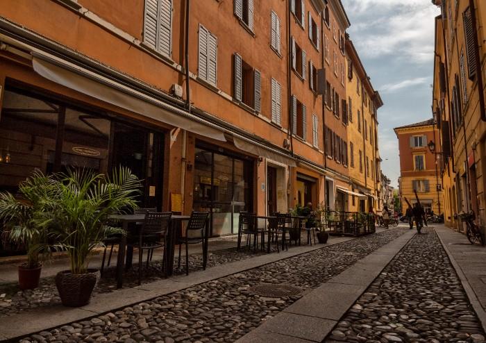 Le strade più belle di Modena: ultimo appuntamento coi Nacchio