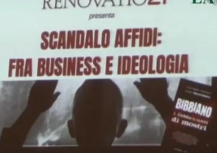 'Scandalo affidi tra business, ideologia e chi tenta di insabbiare'