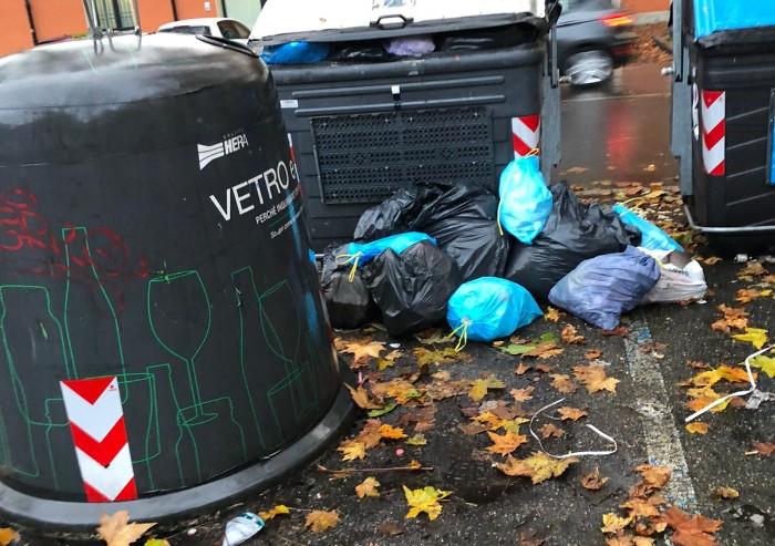 Barcaiuolo: 'Viale Reiter, rifiuti e degrado degni della giunta Raggi'