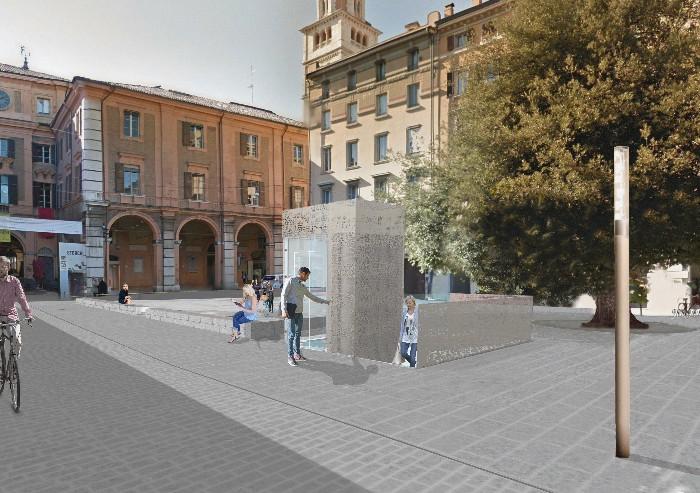 Piazza Mazzini, la giunta approva l'ultimo stralcio