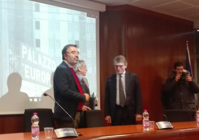 Europa, Sassoli a Modena: 'Dobbiamo ristrutturare la casa europea'