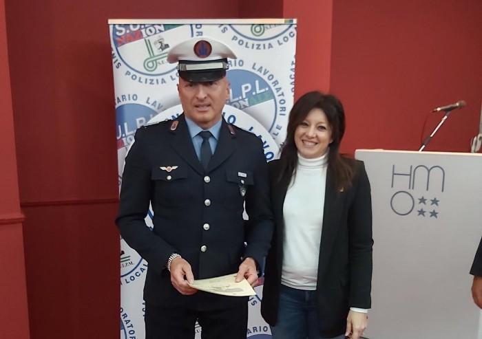 Polizia municipale Modena, premiati 4 agenti