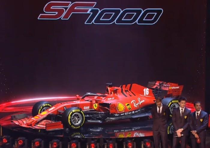Ecco la SF 1000, orgoglio italiano, affamata di vittorie