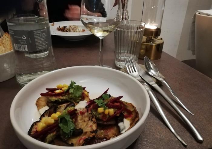 Erbavoglio, il vegetariano che convince una 'carnivora convinta'