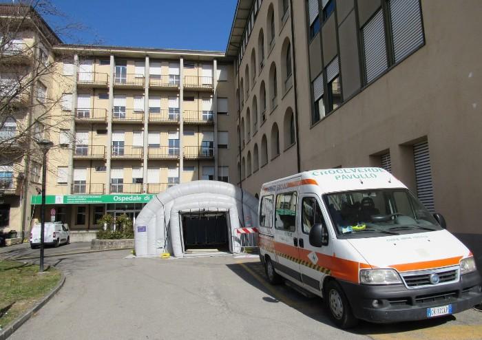 A Pavullo ospitati già 5 pazienti di Piacenza con coronavirus
