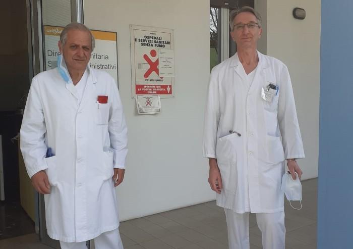 Protezione Civile, medici e infermieri in aiuto alle aziende sanitarie