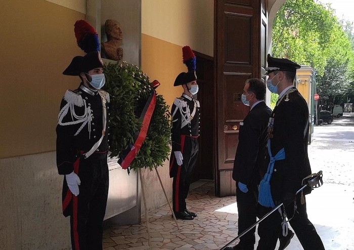 Arma carabinieri festeggia 206esimo anniversario: cerimonia a Modena