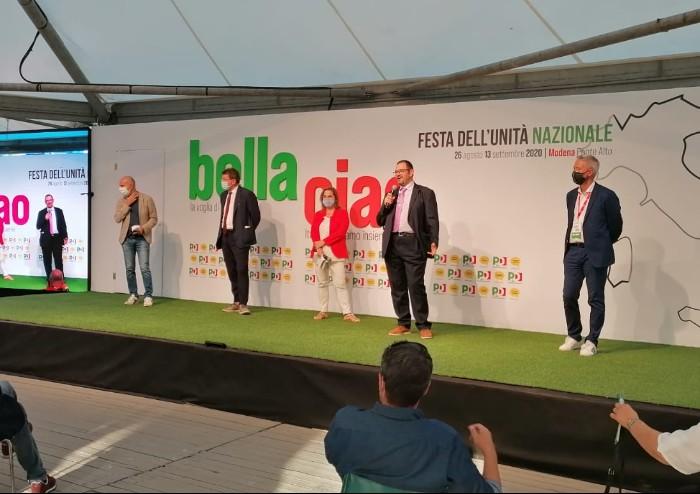 Modena: festa nazionale Pd, inaugurazione senza big