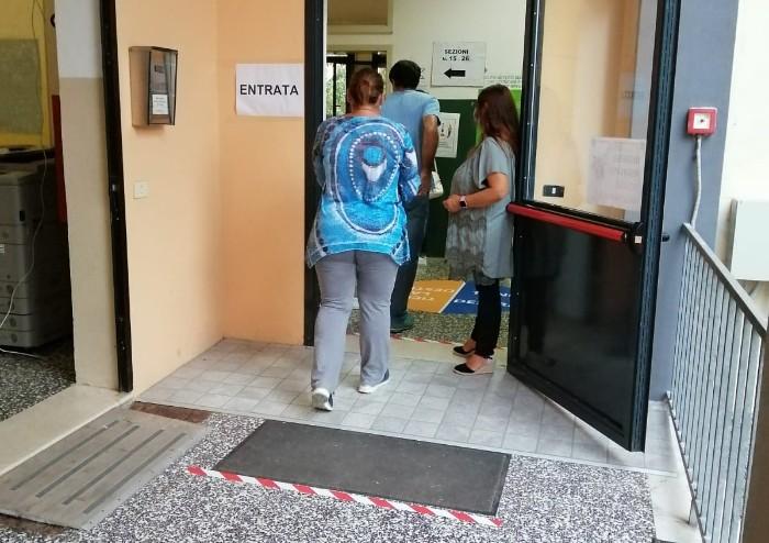 Referendum e amministrative, alle 19 a Modena affluenza al 34.33%