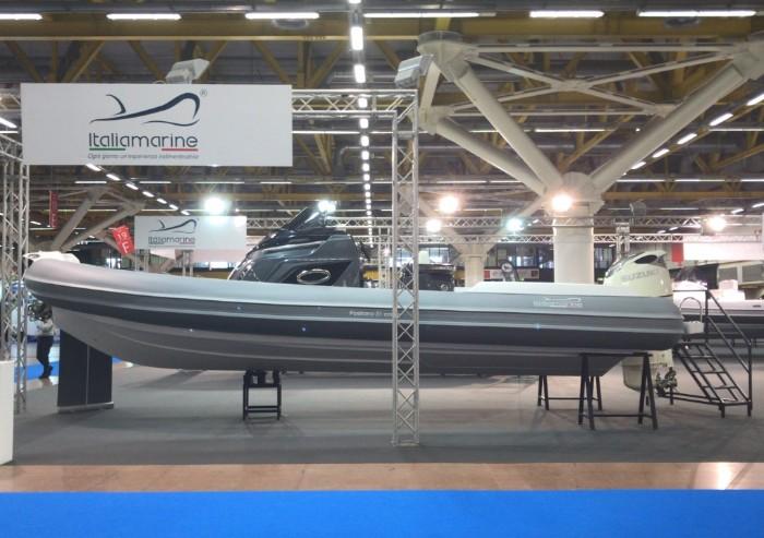 Salone nautico Bologna, bene primo week end: 100 imbarcazioni esposte