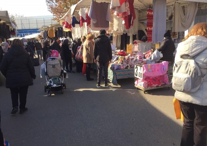 Modena, al Novi sad un giorno di mercato con più controlli