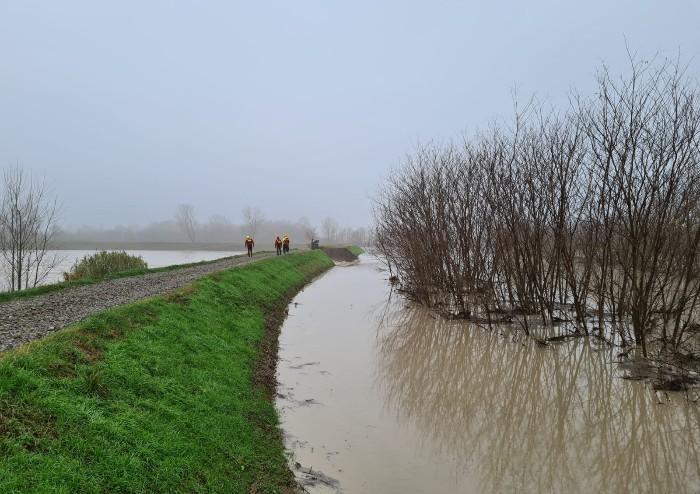 Alluvione Nonantola e Gaggio: 3000 famiglie senza luce. 160 evacuate